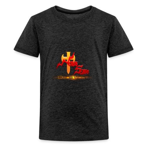 Nova Sera Logo - Kids' Premium T-Shirt