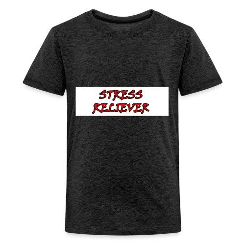 stress_relievers_shirt - Kids' Premium T-Shirt