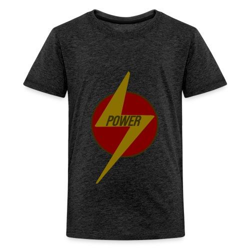 Flash of Power - Kids' Premium T-Shirt
