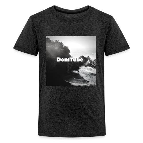 DomTube classic - Kids' Premium T-Shirt