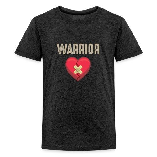 Warrior (Heart Surgery) - Kids' Premium T-Shirt