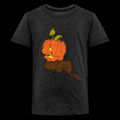 Jack-o'-lantern - Kids' Premium T-Shirt