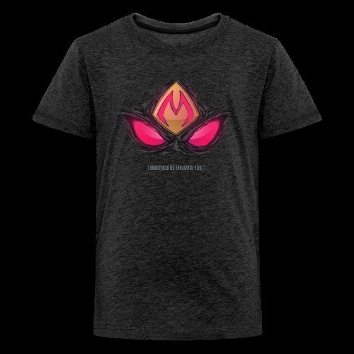 Monstrositites Logo - Kids' Premium T-Shirt