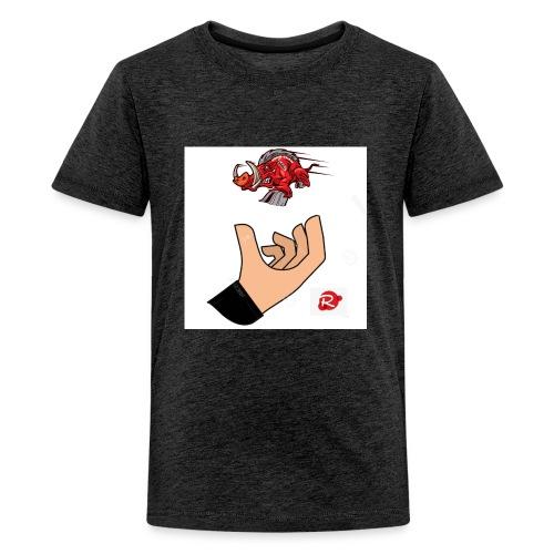 capturing - Kids' Premium T-Shirt