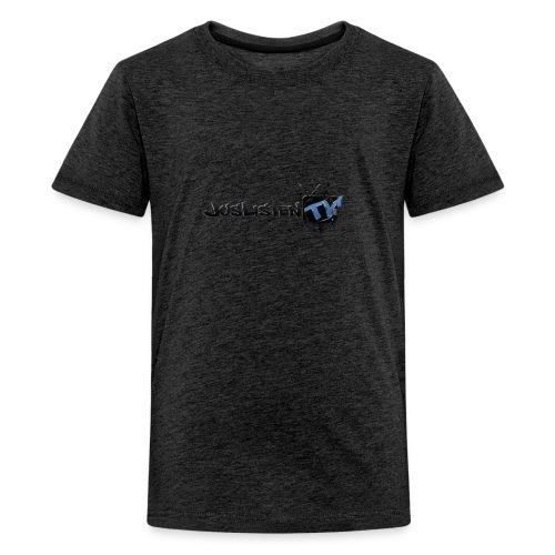 Jltv Logo - Kids' Premium T-Shirt
