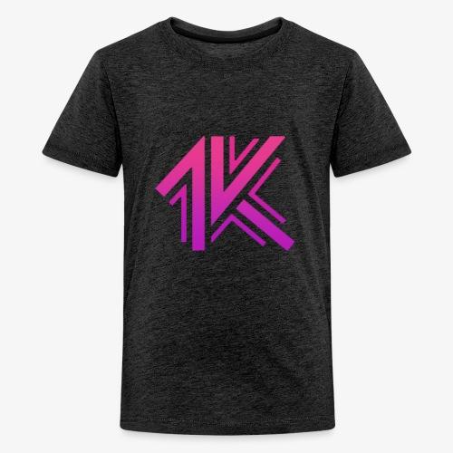 1k Rave in the Redwoods - Kids' Premium T-Shirt