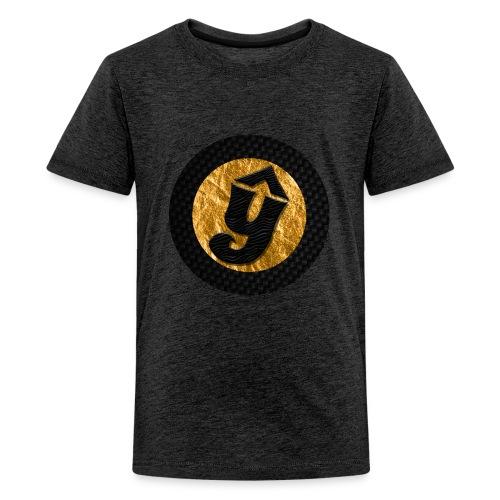 Yellowe Brand Merch - Kids' Premium T-Shirt
