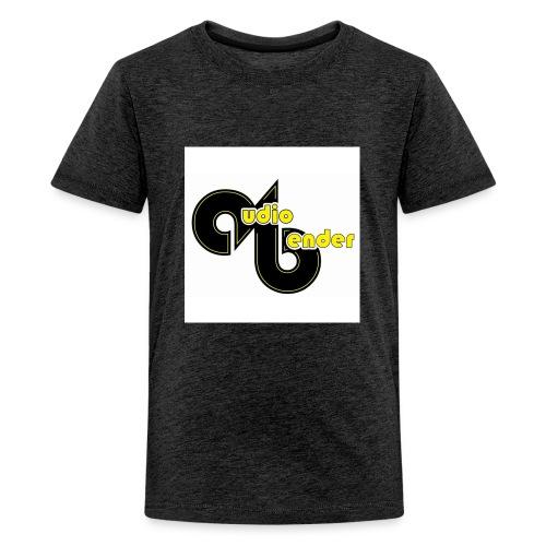 audio bender - Kids' Premium T-Shirt
