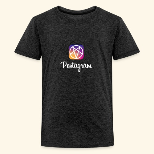 PENTAGRAM / Instagram - Kids' Premium T-Shirt