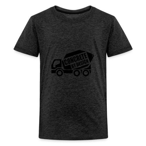 ConcretebyDesign - Kids' Premium T-Shirt