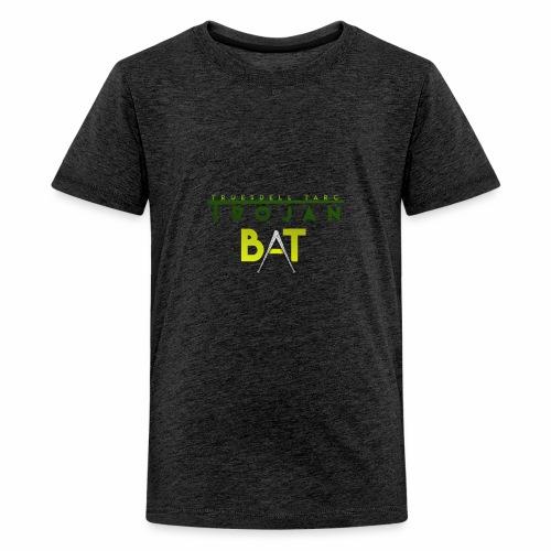 New Trojan Bat Logo - Kids' Premium T-Shirt