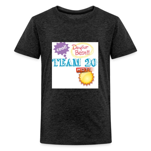 Team20 - Kids' Premium T-Shirt