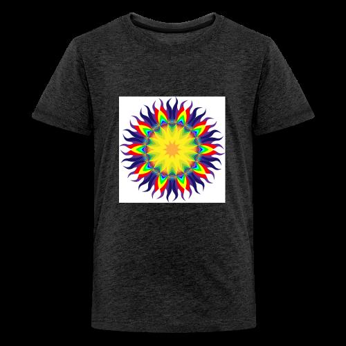 Mandala Sun - Kids' Premium T-Shirt