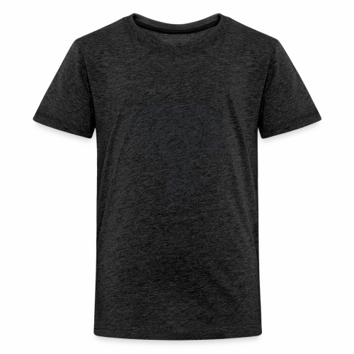 H&F Market elephant design mug pillow - Kids' Premium T-Shirt