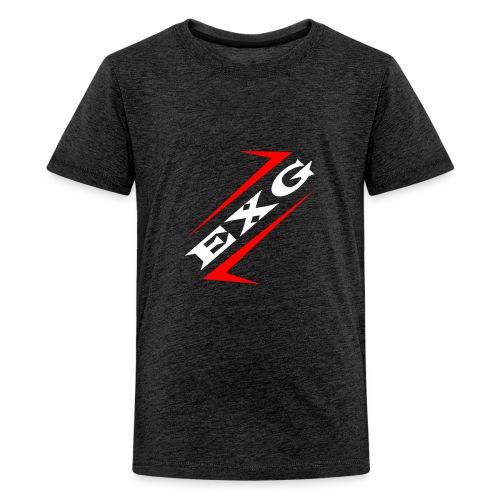 Exploit Gaming Logo - Kids' Premium T-Shirt