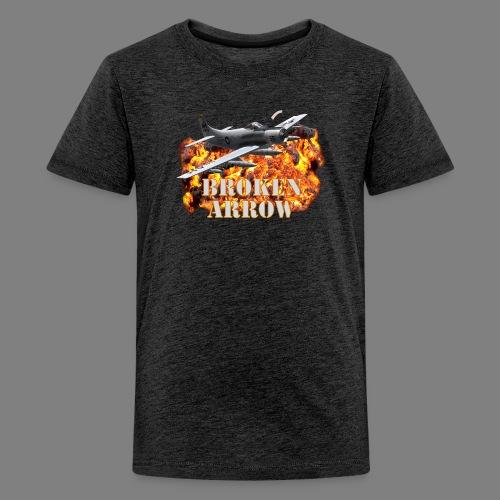 BROKEN ARROW/1808/US - Kids' Premium T-Shirt