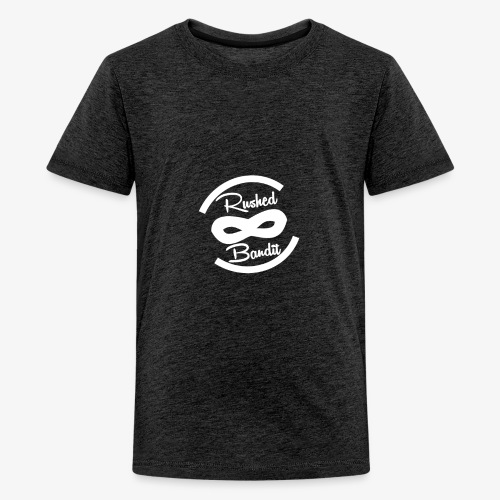 Rushed Bandit - Kids' Premium T-Shirt