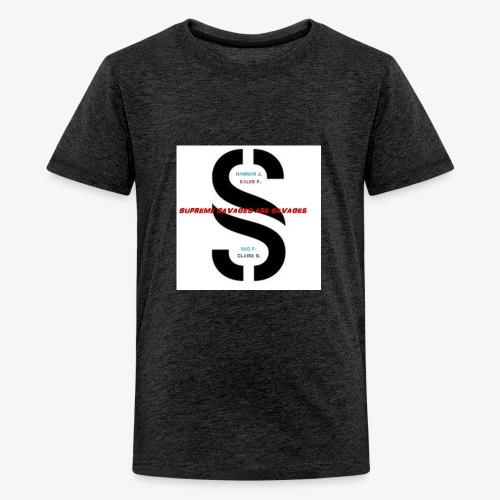 My Staff of 2017 - Kids' Premium T-Shirt