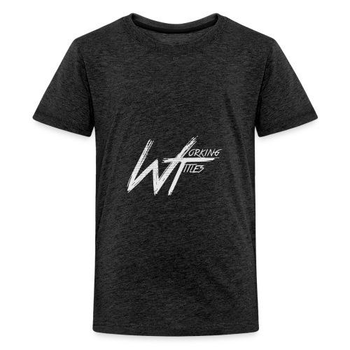Working Titles official Merch - Kids' Premium T-Shirt