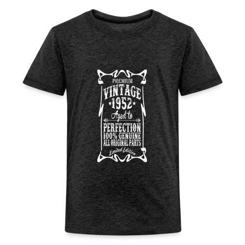 Premium Vintage 1952 Aged To Perfection - Kids' Premium T-Shirt
