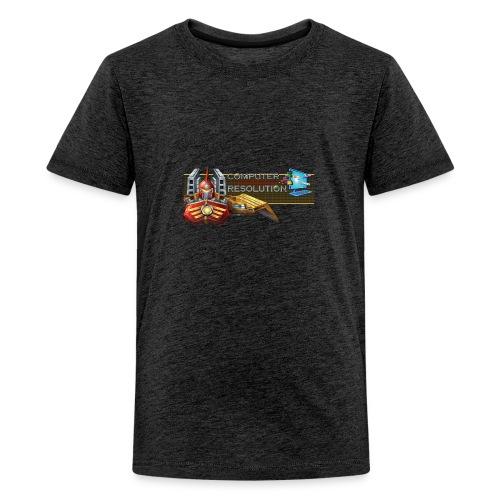 Robot Vanish - Kids' Premium T-Shirt