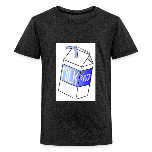 Box of milk - Kids' Premium T-Shirt