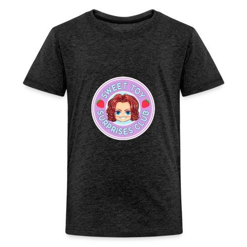Sweet Toy Surprises Club - Kids' Premium T-Shirt