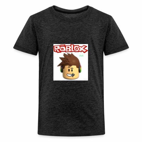 RobloxshahMearch - Kids' Premium T-Shirt
