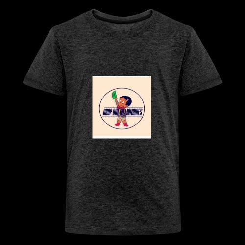 DROP OUT BILLIONAIRES ATTIRE - Kids' Premium T-Shirt