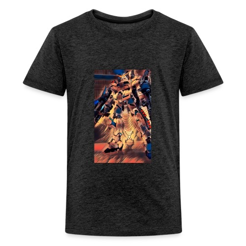 unicorn gundam - Kids' Premium T-Shirt