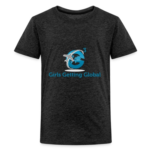The Official Girls Getting Global Apparel - Kids' Premium T-Shirt
