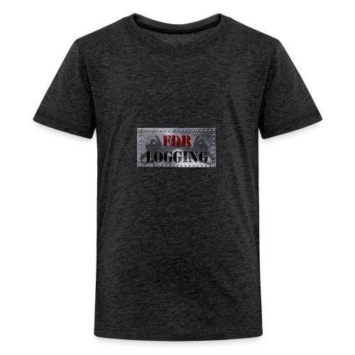 FDR Logging Main Logo - Kids' Premium T-Shirt