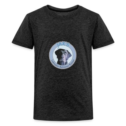 Jax's Logo - Kids' Premium T-Shirt