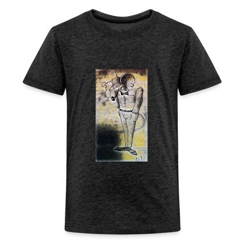Shadow mouse - Kids' Premium T-Shirt