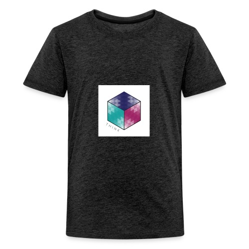 Think outside of the box tee 2.0 - Kids' Premium T-Shirt