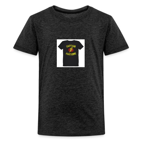 Captain awesome - Kids' Premium T-Shirt