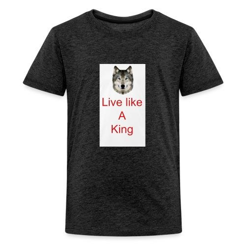 6EE52758 4074 4452 BF05 FCD02F511EF3 - Kids' Premium T-Shirt