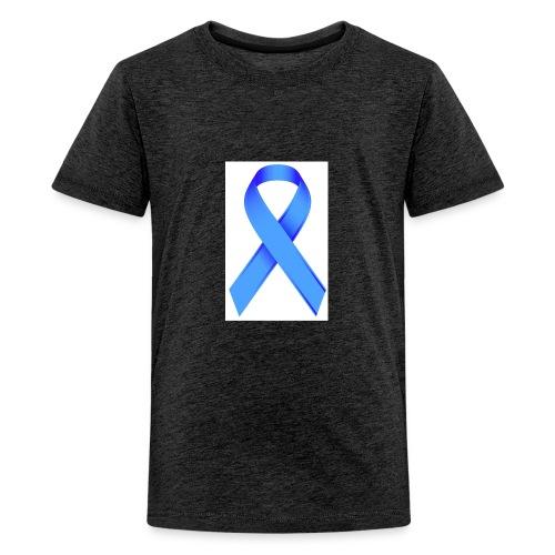 Blue Ribbon - Kids' Premium T-Shirt