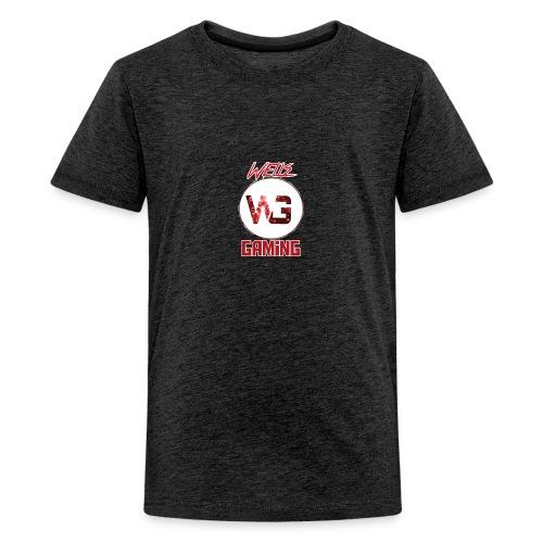 WellsGaming Fan Merchandise - Kids' Premium T-Shirt