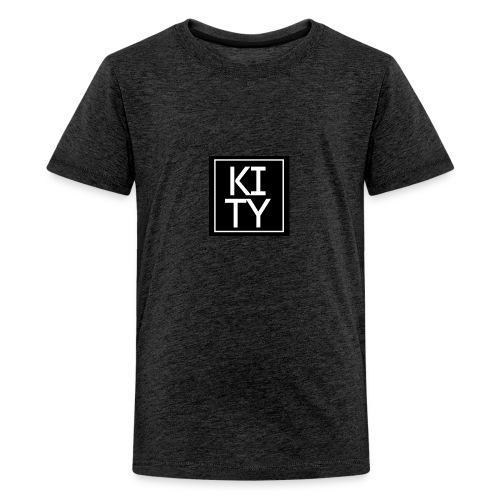 Kity na kvadrat - Kids' Premium T-Shirt