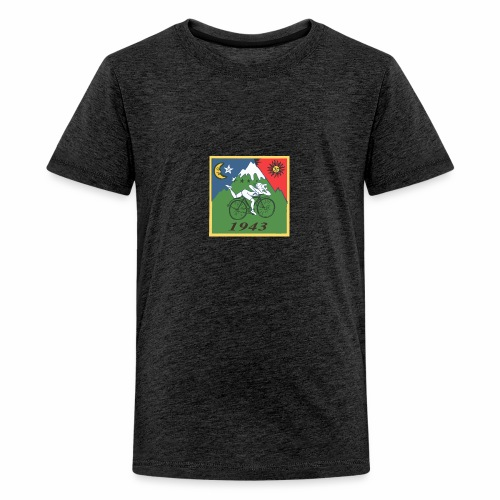 Albert Hofmann LSD - Kids' Premium T-Shirt