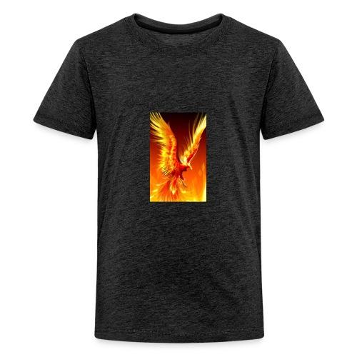 phoenix rising - Kids' Premium T-Shirt