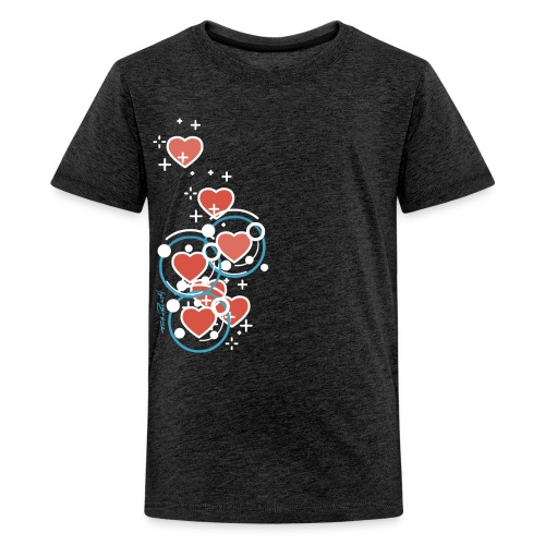 SuperHearts - Kids' Premium T-Shirt