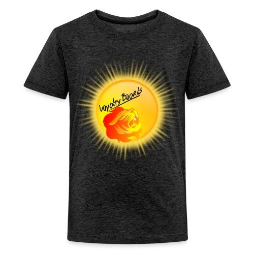 LoyaltyBoardsNewLogo 10000 - Kids' Premium T-Shirt