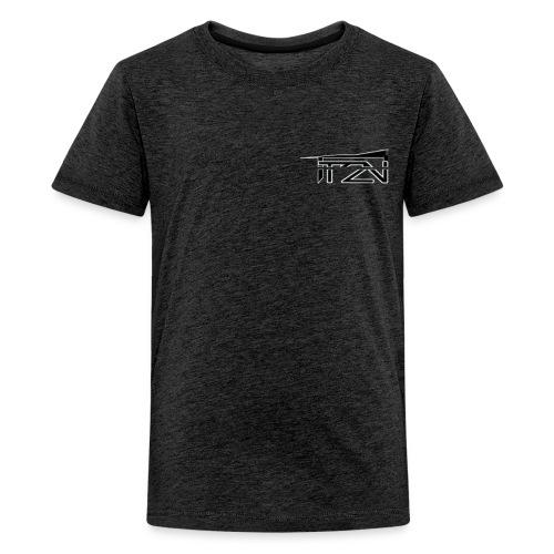 THE TACTICAL NETWORK - T2N UPPER LOGO - Kids' Premium T-Shirt