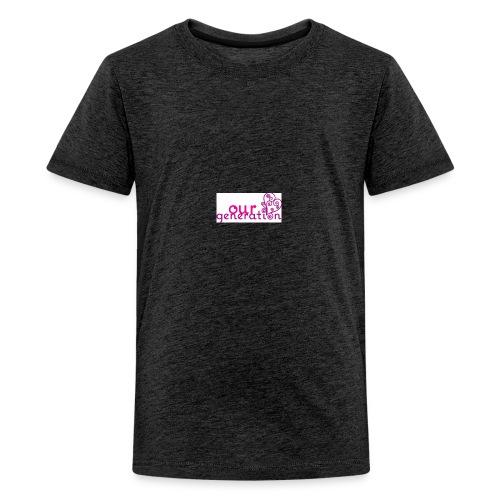 OG shirt #1 - Kids' Premium T-Shirt