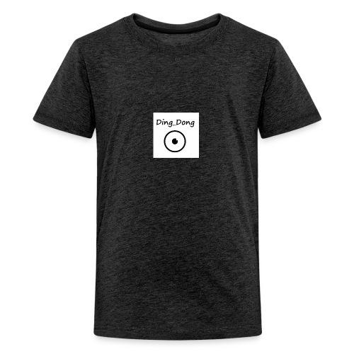 Ding_Dong Official Blog Design - Kids' Premium T-Shirt
