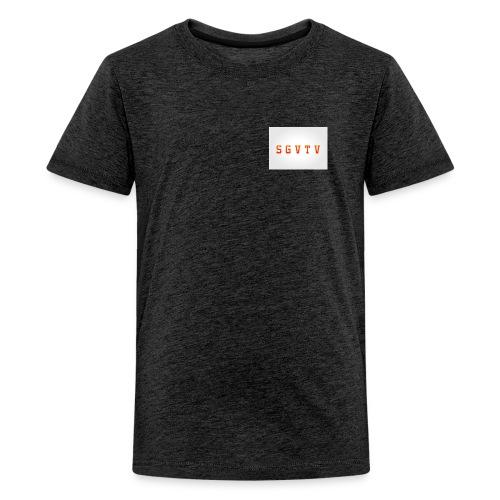 s g t v 2 PNG - Kids' Premium T-Shirt