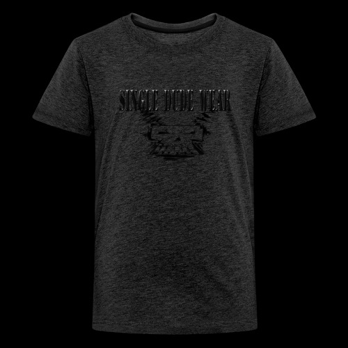 SDW Skull Big - Kids' Premium T-Shirt