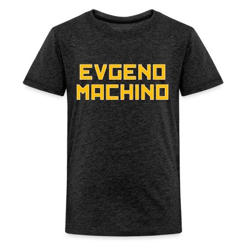 Evgeno Machino - Kids' Premium T-Shirt
